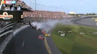 BREAKING NEWS - Fans injured at conclusion of Nationwide race at Daytona