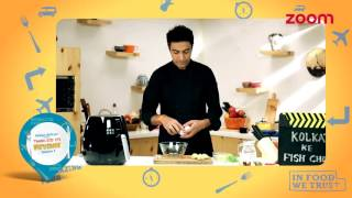'THANK GOD IT'S FRYDAY' Season 3 With Ranveer Brar | Kolkata Ke Fish Chops