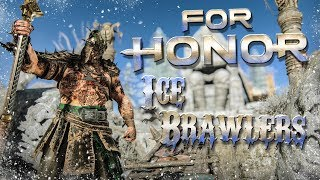 FOR HONOR: Pure Ledge Fest! - Reputation 70 Raider Ice Brawls w/ GundrTheStoned