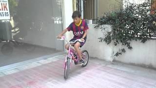 Yahu bu bisiklet sana yakışıyormu