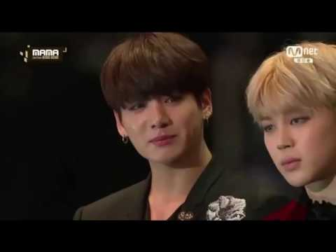 BTS Crying Compilation