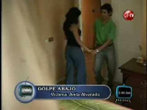 Sin Vergüenza - Golpe Abajo - Anita Alvarado