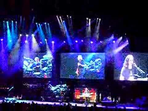 "Glasgow SECC 3-Oct-07, opening night of European ""Snakes and Ladders"" Tour. Song is ""Subdivisions"". Also available: Dreamline and Far Cry live in Scotland"