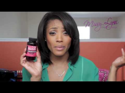Hair Talk- HairFinity Hair Vitamins & State of Hair After Sew In