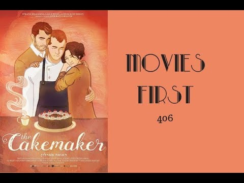 The Cakemaker (review) | Movies First With Alex First