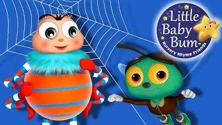 Incy Wincy Spider | Part 3 | Nursery Rhymes | Original Version By LittleBabyBum!