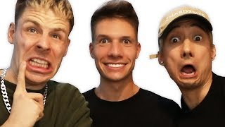 LUCA vs REWI vs JULIEN