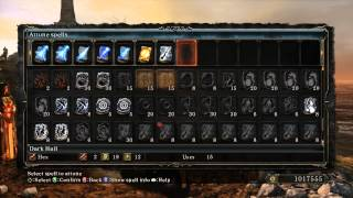 Dark Souls II All Staffs including DLCs and Rare Item