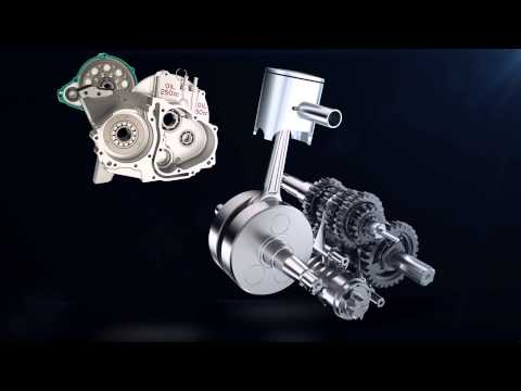 Modena Engines KK1 - 3D presentation