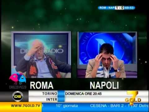 DS 7Gold - (ROMA NAPOLI 2 0)