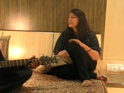 Sajna Aa Bhi Jaa Cover By Dhruvita Zala video