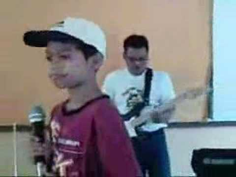 Band Sk.pusat Dungun-bapaku Pulang Versi Rock N' Roll-jamin video