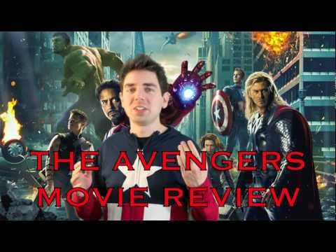 The Avengers Movie Review! Warning! SPOILERS!!!
