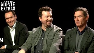 Alien: Covenant (2017) Billy Crudup, Demián Bichir & Danny McBride talk about the movie