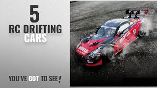 Top 10 Rc Drifting Cars [2018]: Super GT RC Sport Racing Drift Car 1:16 Remote Control Module 4WD