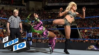 Top 10 SmackDown LIVE moments: WWE Top 10, Apr. 18, 2017