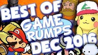 BEST OF Game Grumps - December 2016