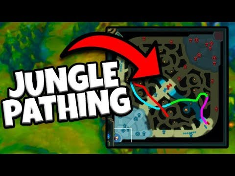 How to Have a Consistently Good Early Game as Jungle - Jungle Pathing