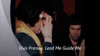 Watch Elvis Presley Lead Me Guide Me video