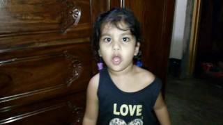Dil Amar Kichu Bujhe Na Baby Version