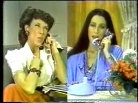 Rowan & Martin - Ernestine Gossips with Cher