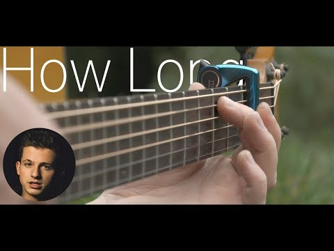How Long - Charlie Puth- Fingerstyle Guitar Cover