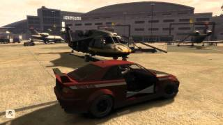 Xuras plays GTA. Episode 6 - Car parts everywhere.