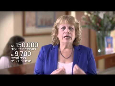 עזרנו לצבי שחלה בפרקינסון לקבל קצבה של 9,700 ש