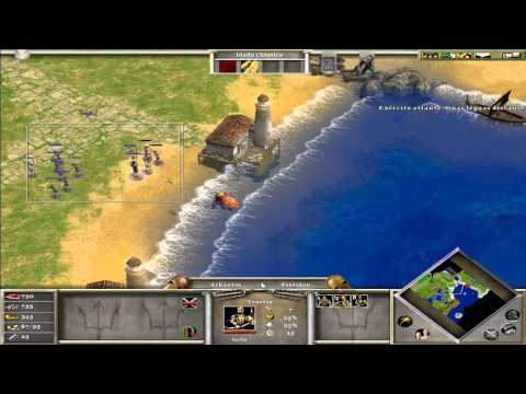 Age  of mythology campanha parte 01
