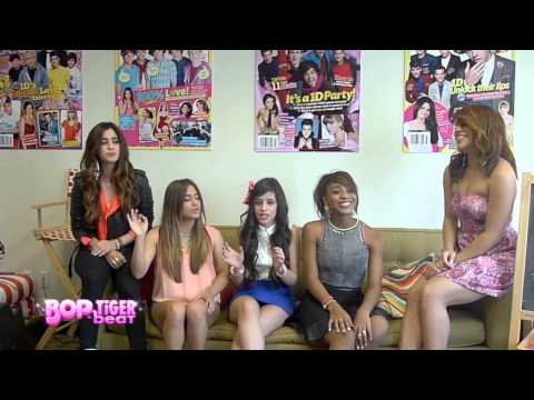 EXCLUSIVE Fifth Harmony Cover 