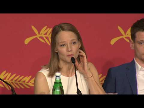 Money Monster: Jodie Foster Cannes Press Conference
