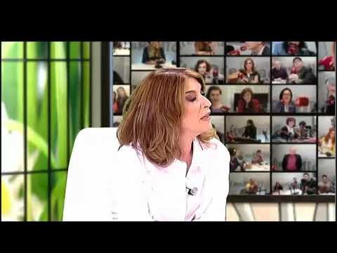 Maria Casal me nombra en el programa