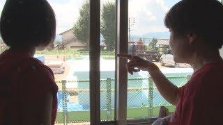 豪雨の福岡、仮設入居説明会