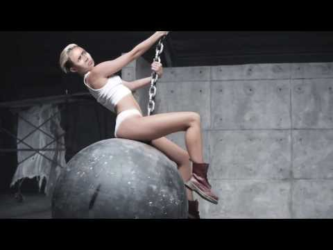 Miley Cyrus - Wrecking Ball (nicolas Cage Edition) video