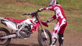 2015 Honda CRF250R and CRF450R World Special Edition
