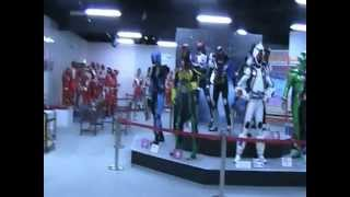 Kamen Rider � Super Sentai: Super Hero Taisen - Toei Uzumasa Eigamura Movie Museum - super sentai and Kamen Rider