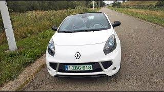 Auto Te Huur Car To Rent - Renault Wind Exception Cabrio