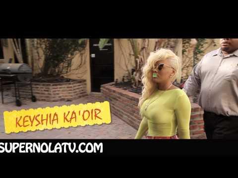 Keyshia Ka'oir MO'HAWK QUICKWEAVE   How To Make & Do Everything!