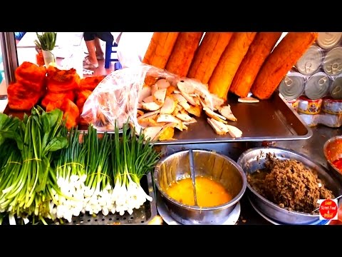 Asian Street Food - Cambodian Street Food Compilation #2