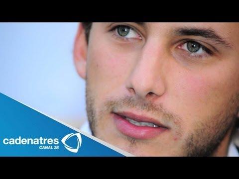 Sebastián Zurita habla de sus padres / Sebastián Zurita talks about his parents