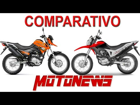 COMPARATIVO HONDA BROS 160 vs YAMAHA CROSSER 150 - MOTONEWS