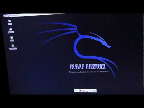 Kali Linux on the Raspberry Pi (Backtrack Successor)
