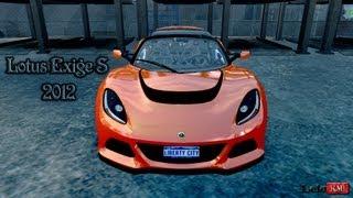 Lotus Exige S 2012 - GTA IV Mod - HD 1080p