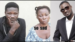 Sad as Funny Face's Ex-girlfriend explains how her career got messed up after she .....😢😢😢😢😢