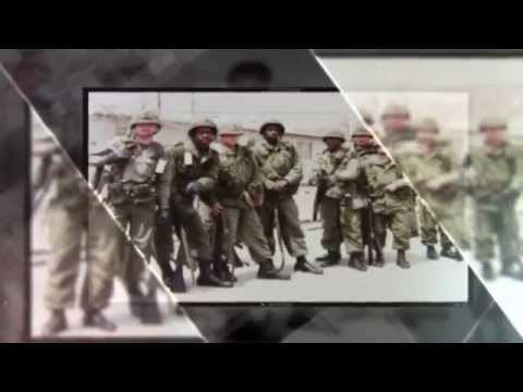Bernard Walker's Army Infantry Slide Show