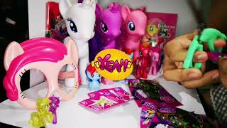 Unboxing My Little Pony Magic of Friendship blind bags