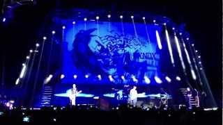 Feliz Cumpleaños (Versión Rock) - Panda (Arena Monterrey 2012)