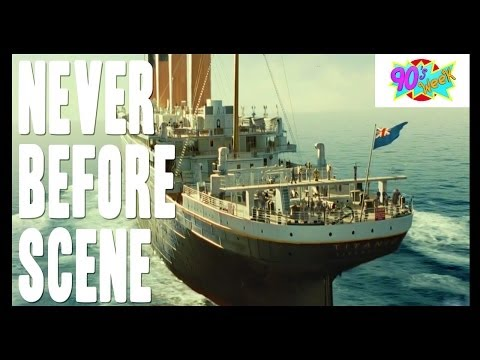 Long Lost Scenes From Titanic?!? video