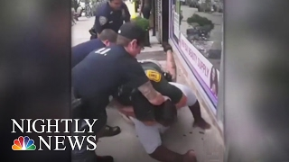Eric Garner Chokehold Death: No Indictment | NBC Nightly News