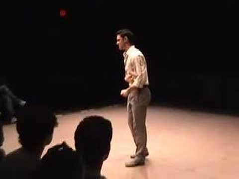 Steve Schepis--Penn State Senior Showcase